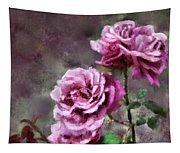 Moms Roses Tapestry