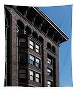 Monadnock Building Cornice Chicago Tapestry
