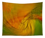 Monarch Abstract Tapestry