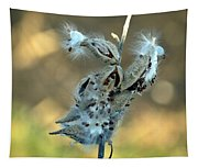Monarch Seeds Tapestry
