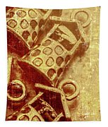 Monetary Wells Tapestry