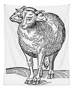 Monster, 16th Century Tapestry