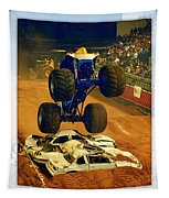 Monster Truck 1a Tapestry