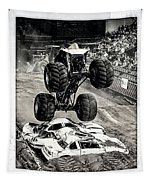 Monster Truck 1b Tapestry
