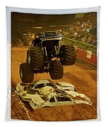 Monster Truck 2a Tapestry