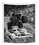 Monster Truck 2b Tapestry