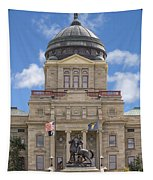 Montana Capitol Building Tapestry
