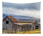 Montana Scenery Tapestry
