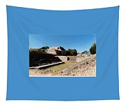 Monte Alban Ball Court Tapestry