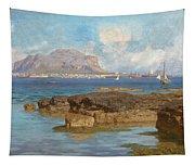 Monte Pellegrino Tapestry