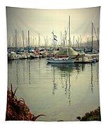 Monterey Marina II Tapestry