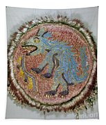 Montezuma II: Shield Tapestry