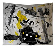 Moods Yellow Let It All Hang Out Tapestry