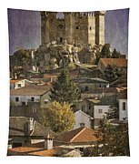 Medieval Castle  Tapestry