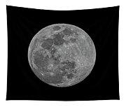 Moon 98 Percent Tapestry