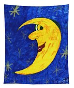 Moon Shine Tapestry