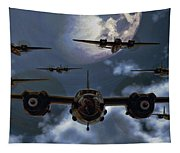 Moonlight Marauders Tapestry