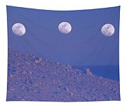 Moons And Dunes Tapestry