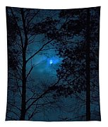 Moonshine 10 Blue Sky Tapestry