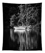 Moored 2 Tapestry