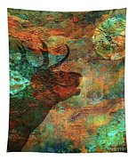 Moose Calls Tapestry