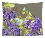 More Lavender Love Tapestry