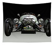 Morgan 3 Wheeler Front End Tapestry