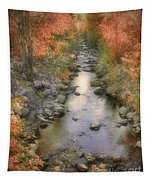 Morning By The Creek Tapestry