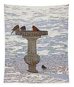 Morning Feeding Tapestry