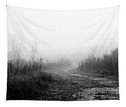 Morning Fog Tapestry