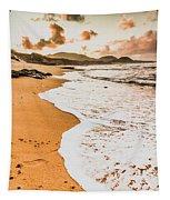 Morning Marine Wash Tapestry