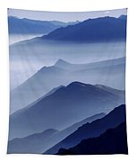 Morning Mist Tapestry by Chad Dutson
