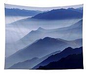 Morning Mist Tapestry