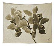 Morning Orchid Tapestry
