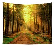 Morning Sunshine Tapestry