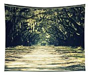 Moss Green Road Tapestry