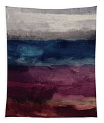 Most Of All- Abstract Art By Linda Woods Tapestry