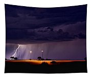 Mother Nature Strikes  Tapestry