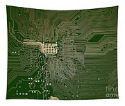 Motherboard Architecture Green Tapestry