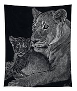 Mothers Arms Tapestry