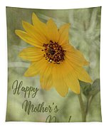 Mother's Day Sunflower Tapestry