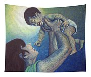 Mother's Play Tapestry
