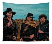 Motorhead Painting Tapestry
