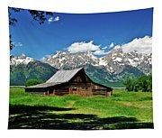 Moulton Barn Tapestry