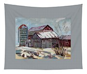 Moultons Barns Tapestry