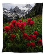 Mount Assiniboine Canada 11 Tapestry