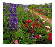 Mount Congreve Gardens, Co Waterford Tapestry