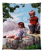 Mount Innocence Tapestry