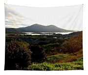 Mount Konocti Tapestry