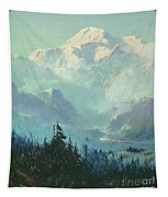 Mount Mckinley Tapestry